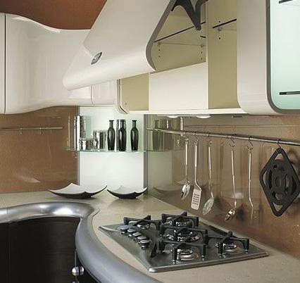 Giemmegi Americana Kitchen appliances