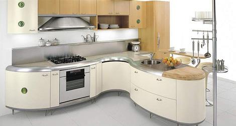 giemmegi americana kitchen Americana Kitchen by Giemmegi – Ecologically Aware Modern Kitchen Inspired by Tuscany landscape