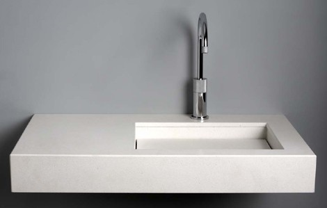 Quartz Sinks From Giquadro Quadro Flat Line