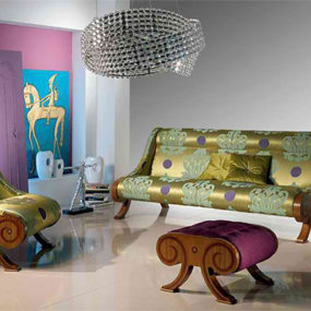 Glamour Furniture Designs by Carpanelli