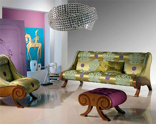 glamour furniture designs carpanelli collection 1 Glamour Furniture Designs by Carpanelli