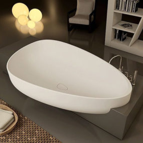 Tub Surround Ideas – bathtub surrounds 'Beyond' by Glass Idromassaggio