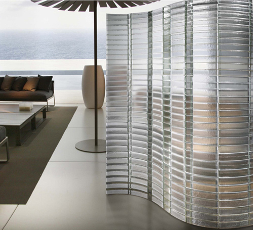 glass partitions poesia 1 Decorative Glass Partitions by Poesia