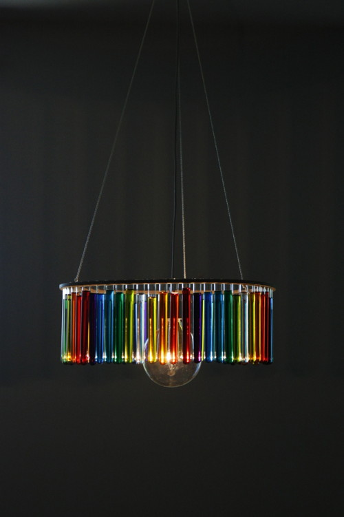 glass tube chandelier maria gang design 4