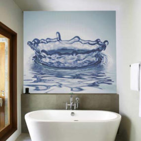 Glass Mosaic Murals – jpeg Images on Tiles, by Glass Decor