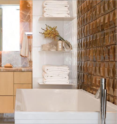 glazed bathroom tile valley modcraft 2 Glazed Bathroom Tiles by ModCraft