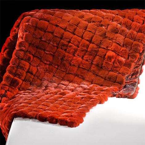 gof mosaic blanket rex rabbit