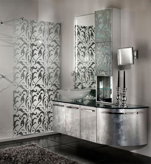 Gorgeous Bathroom Vanities by Arte Bagno Veneta
