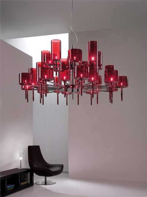 gorgeous spillray collection lighting axo light 12 Gorgeous Lighting Fixtures by Axo Light   Spillray