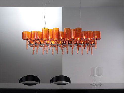 gorgeous spillray collection lighting axo light 9 Gorgeous Lighting Fixtures by Axo Light   Spillray