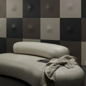 3D tile design comes with a Bump, by Granitifiandre