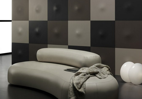 granitifiandre 3d tile design bump 1 3D tile design comes with a Bump, by Granitifiandre