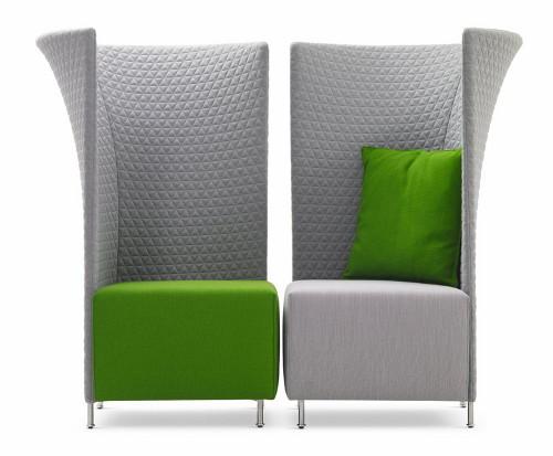 green flair chair montis scene xxl 1 Flair Chair by Montis: Scene XXL