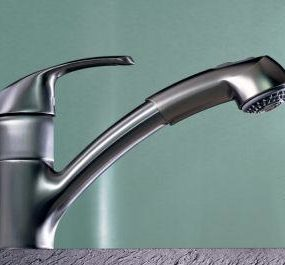Grohe Alira Faucet – the Solid Stainless Steel model is Here!