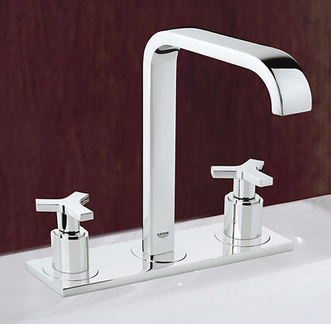 New Grohe Allure Bathroom Faucet