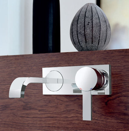 grohe allure wall mount bathroom faucet New Grohe Allure Bathroom Faucet
