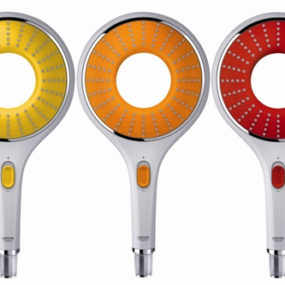 Handheld Shower Heads – Colored Rainshower Icon by Grohe