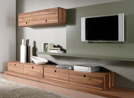 gruber schlager amineo wall unit Contemporary Wall Unit from Gruber Schlager   the Amineo Wall Unit