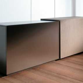 Butler Room Divider from Gruber Schlager – the Elements Collection room divider