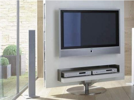 TV-Office Wall Unit from Gruber Schlager