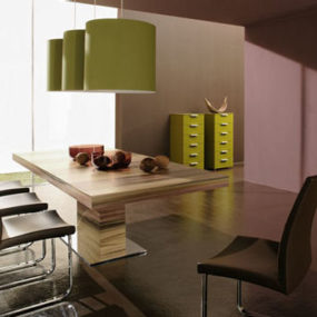 Contemporary Furniture from Gruber Schlager – the Logo Furniture Collection
