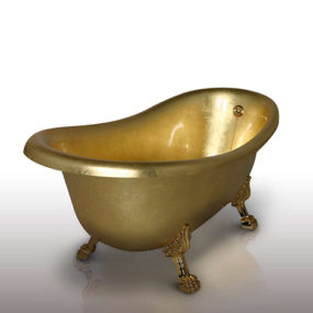 Customizable Bathtubs from Gruppo Treesse will make you feel underappreciated