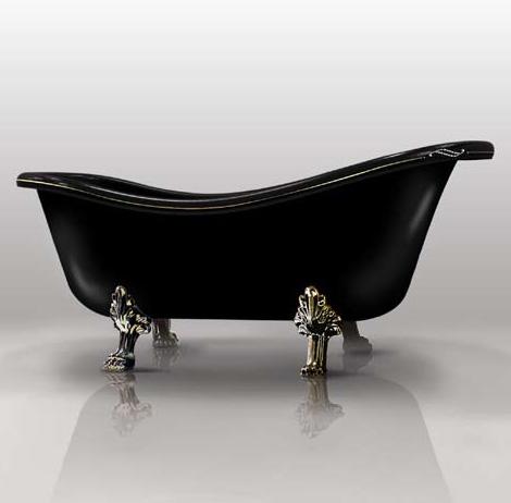 gruppo treesse custom bathtub epoca pluma