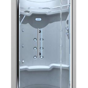 Shower Modules from Gruppo Treesse – new multifunction Dada module with soft corners