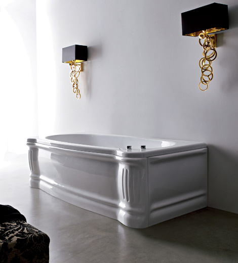 treesse english from classic a skirted style gruppo new bathtub