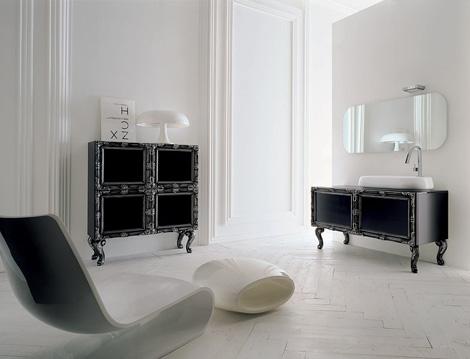 gruppoatma vanity delichon Delichon Modern Vanity from Gruppo Atma:  Reinterpreting the Traditional