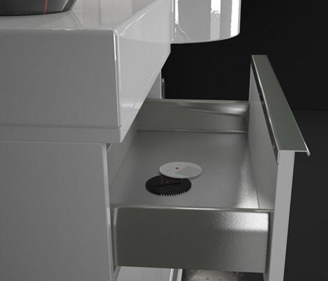 Gruppotarrini vanity Daiquiri - drawer