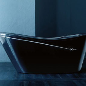 Decorative Tubs for Formal Bathrooms – new Nina tub by Gruppo Treesse