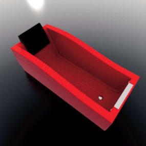 Italian Bathtub Design by Gruppotressse – new Spider & Playa bathtubs