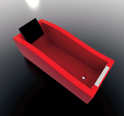 gruppotreessetubspider Italian Bathtub Design by Gruppotressse   new Spider & Playa bathtubs