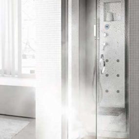 Steam Shower Cabin transforms into a Turkish Bath