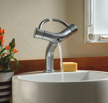 hamat cool faucet wings Cool Faucets by Hamat   funky bathroom taps with wings