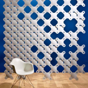 Hanging Room Dividers – Ditto by 3form