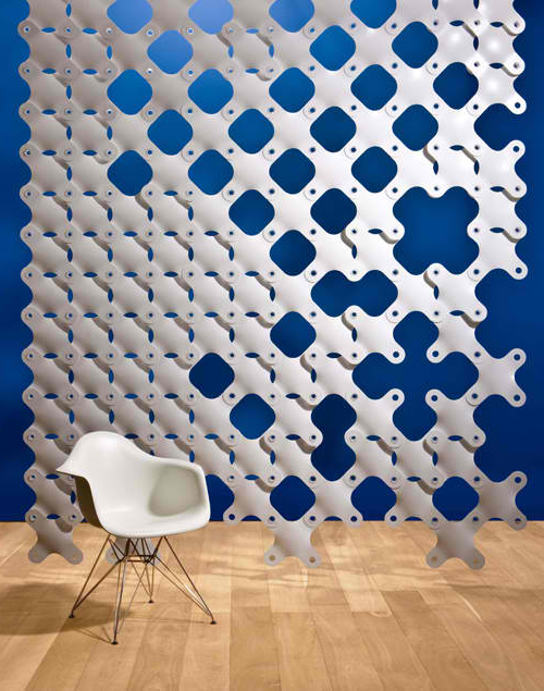 Hanging Room Dividers Ditto by 3form