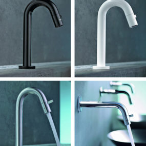 Hansa HansaNova Style Faucets – Cold water faucets