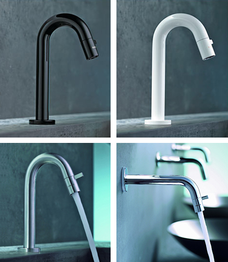 Hansa Hansanova Style Faucets Cold Water Faucets