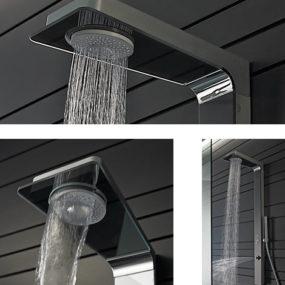 Hansa HansaSmartShower – a waterfall shower
