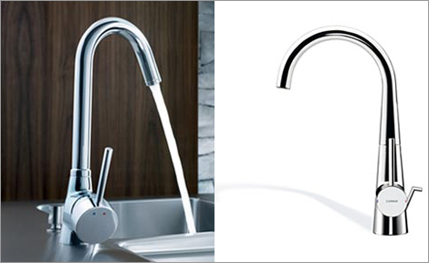 hansadesigno faucet 1 HansaDesigno Faucet is a timeless design (Hansa Designo)