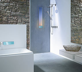 Hansa HansaForSenses Bathroom Therapy System – Light, Sound and Aroma