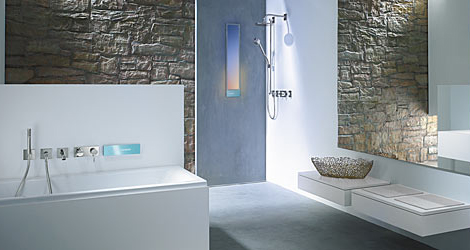 Hansaforsenses Bathroom Therapy System 1 Hansa Light Sound And Aroma