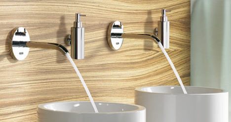 hansapublic infrared activated faucet