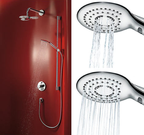 hansapurejet handheld shower