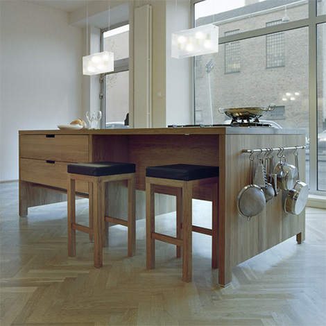 hansen kitchen island
