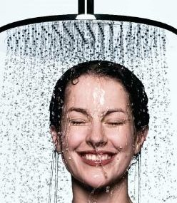 New Hansgrohe Downpour Air Royale 14-in. showerhead – get the right water coverage