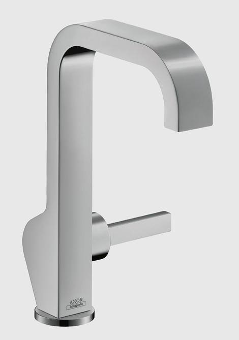 hansgrohe faucet axor citterio 2 New Bathroom Faucets by Hansgrohe   new faucet additions to Axor Citterio collection