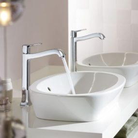 Hansgrohe Bathroom Faucet – new Metris Classic mixers